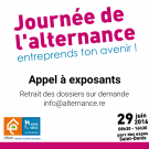 JA2016 - Appel à exposants