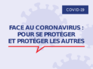 Covid-19 et dispositions